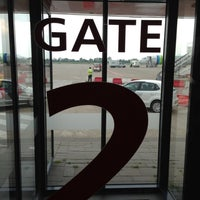 Das Foto wurde bei Rotterdam The Hague Airport von Koen v. am 5/7/2013 aufgenommen