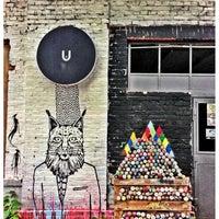 Das Foto wurde bei Urban Spree von Jakob M. am 10/15/2012 aufgenommen