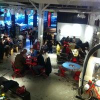 Photo taken at Garage à Manger - le resto fixe d'El Camion by Inès S. on 11/13/2016
