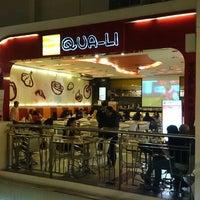 Photo taken at Qua-Li Noodle & Rice by Mustafa on 3/29/2014