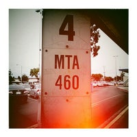 Photo taken at Fullerton Park and Ride by Jackie S. on 12/14/2012