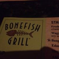 Photo taken at Bonefish Grill by Manda B. on 9/25/2013