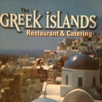 Photo taken at Greek Islands Restaurant by Chuck P. on 1/11/2013