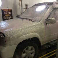 Photo taken at Octopus Car Wash by Omar M. on 4/16/2013