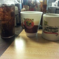 Photo taken at Waffle House by Kali T. on 1/22/2013