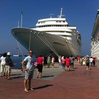 Photo taken at Patmos by Mark G. on 9/29/2012