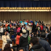 Photo taken at P.S. 069 Jackson Heights by Hemanta S. on 1/16/2013