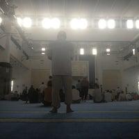 Photo taken at Masjid UNITEN by !Qfirdaus™ .. on 2/8/2013