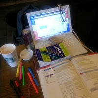 Photo taken at Starbucks by J.Vanessa S. on 1/11/2014