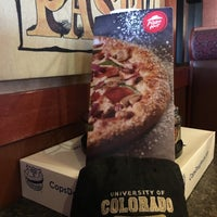 Photo taken at Pizza Hut by Wes S. on 3/21/2017