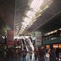 Photo taken at Chubu Centrair International Airport (NGO) by Yukiyoshi K. on 7/28/2013
