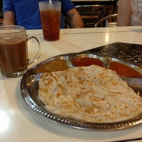 Photo taken at Mano Mega Curry House by Hanson D. on 3/8/2013