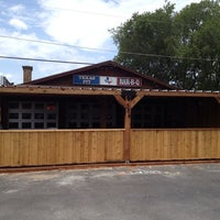 Photo taken at Texas Pit BBQ by Ray Michael S. on 6/29/2013