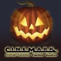 Photo taken at Cinemark Theatres by Teresa C. on 10/31/2012