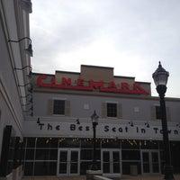 Photo taken at Cinemark Theatres by Teresa C. on 1/11/2013
