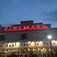 Photo taken at Cinemark Theatres by Teresa C. on 12/3/2012