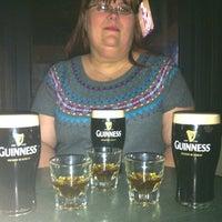 Photo taken at Bull McCabe's Irish Pub by Jeffrey K. on 12/22/2012