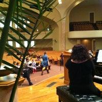 Photo taken at Saint Paul United Methodist Church by Gary R. on 3/24/2013