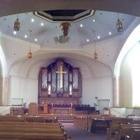 Photo taken at Saint Paul United Methodist Church by Gary R. on 8/1/2014
