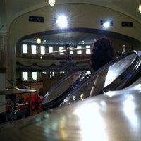 Photo taken at Saint Paul United Methodist Church by Gary R. on 12/8/2013