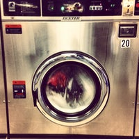 Photo taken at Coral Way Lavanderia Coin Laundry by Marina S. on 6/25/2013