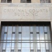 Photo taken at New York City Criminal Court by Maya N. on 5/7/2013