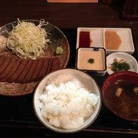 4/17/2015にNagayoshi Y.が牛かつもと村 渋谷本店で撮った写真