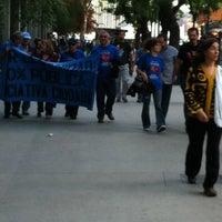 Photo taken at Hotel Hesperia Hermosilla by Maria A. on 10/6/2012