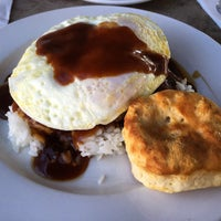 Photo taken at O'Bistro Cafe by Kris V. on 2/18/2015