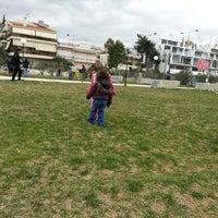 Photo taken at Αττικό Πάρκο Βριλησσίων-Χαλανδρίου by Tasos T. on 3/18/2013