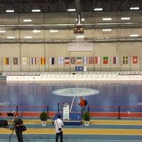 Foto tomada en Centro De Tecnificación De Atletismo Antequera 6° Centenario por Manuel C. el 7/21/2013