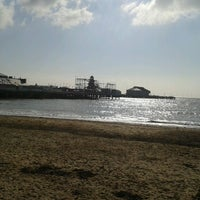 Photo taken at Clacton-on-Sea by sarah w. on 4/7/2013