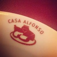 Das Foto wurde bei Casa Alfonso von Arnt E. am 7/24/2013 aufgenommen