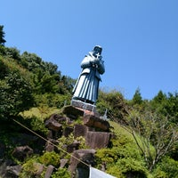 Photo taken at 藍のあまくさ村 by michael h. on 9/8/2017