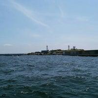 5/15/2016にmichael h.が東京湾要塞 第二海堡跡で撮った写真