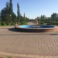 Photo taken at Парк 1- Кирпичный by S➰A on 8/10/2016