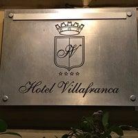 Foto scattata a Villa Franca Hotel Rome da Anjola il 1/15/2018