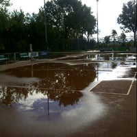Photo taken at NTC Tennispark by Cor W. on 10/6/2012
