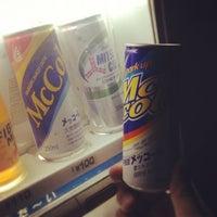 ... 10/24/2012にしぐれBがメッコール自動販売機で撮った ...