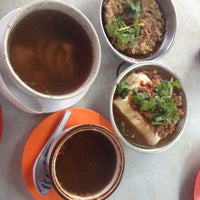 Photo taken at Meng Kee Steam Soup by Annie Frances L. on 1/1/2016