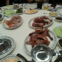 Photo taken at Peking Gourmet Inn by sunjung on 4/13/2013