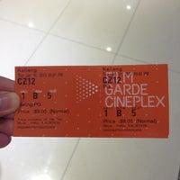 Photo taken at Filmgarde Cineplex by iam M. on 1/10/2013