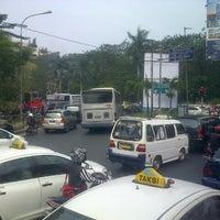 Photo taken at Halte TransJakarta Pondok Pinang by Arga P. on 9/13/2013