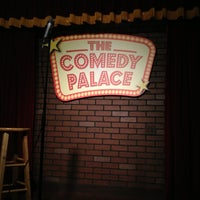 Photo taken at Comedy Palace San Diego by Carrie G. on 12/29/2012