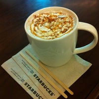 Photo taken at Starbucks by TanG \. on 9/24/2012