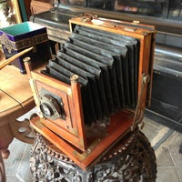 Photo taken at Athens Flea Market by Dolores S. on 7/7/2013