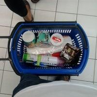 Photo taken at Hypermart Mandau City Mall by Herman S. on 1/30/2014