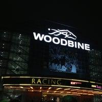 Photo taken at Woodbine Racetrack by Lauren S. on 12/7/2012