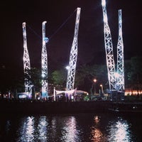 Photo taken at Clarke Quay by Long N. on 7/12/2013