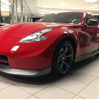 Photo taken at AutoNation Nissan Tempe by Michael T. on 8/10/2013